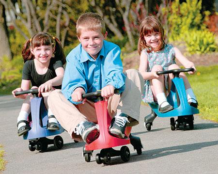 PlasmaCar 儿童扭扭车 49.97加元限时特卖并包邮!两色可选!