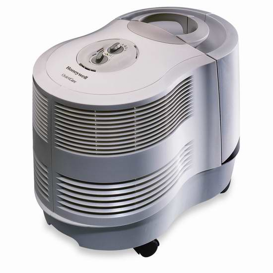 历史新低!Honeywell QuietCare HCM-6009 洗涤空气 9加仑大容量加湿器6.9折 89.97元限时特卖并包邮!