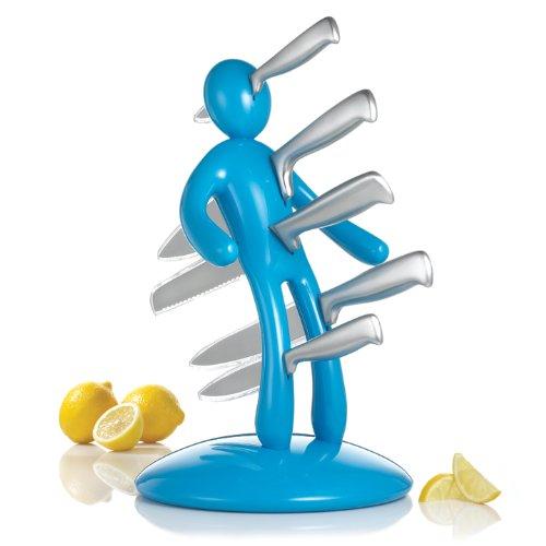 RICSB The Ex 扎小人创意刀具5件套5.9折 108.12元限量特卖并包邮!