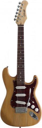 比利时 Stagg S300 3/4 自然色电吉他3.5折 111.65元限量特卖并包邮!