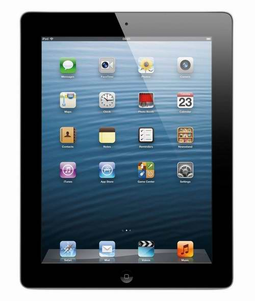 金盒头条:历史新低!翻新 Apple iPad 4 16GB Wi-Fi + 4G LTE 平板电脑 249.99元限时特卖并包邮!