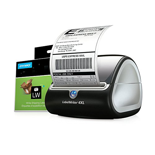 金盒头条:Dymo 达美 LabelWriter 4XL 专业标签打印机 199.99加元,Staples同款价 369加元