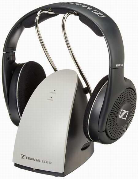 金盒头条:Sennheiser 森海塞尔 RS120 无线头戴式耳机5.4折 89.99元限时特卖并包邮!