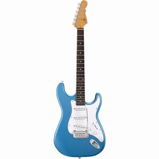 金盒头条:精选8款 G&L Guitars 高品质电吉他4.2折起限时特卖并包邮!