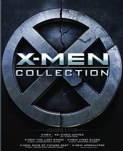 金盒头条:精选12款 X战警、碟中谍、速度与激情、人猿星球、虎胆龙威等经典热门影片DVD/蓝光影碟合集特价销售!