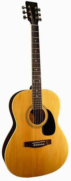 历史新低!INDIANA IDA-N Dakota 原声吉他2.7折 65.05加元限时清仓并包邮!