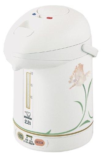Zojirushi 象印 CW-PZC22FC 2.2升全自动智能电热水壶 94.08元限量特卖并包邮!