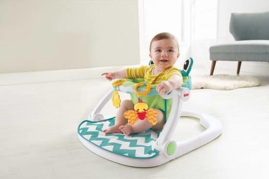 历史最低价!Fisher-Price Sit-Me-Up 婴儿学座椅5.8折 37.48元限时特卖并包邮!
