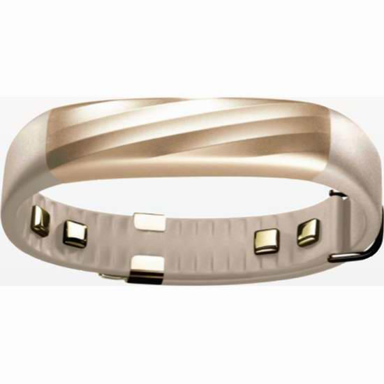 Jawbone 卓棒 UP3 蓝牙智能心率睡眠监测 运动健康手环3.2折 64.99-69.99元限时特卖并包邮!3色可选!