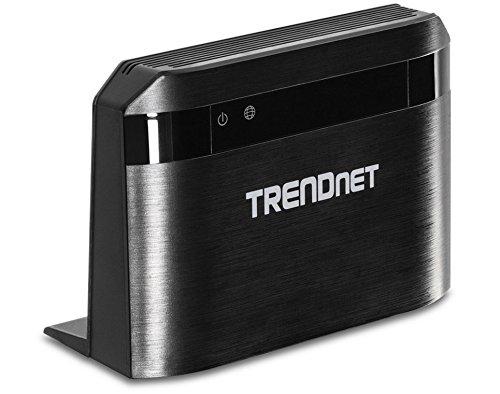 历史新低!TRENDnet AC750 TEW-810DR 无线双频路由器1.8折 12.99元限时清仓!