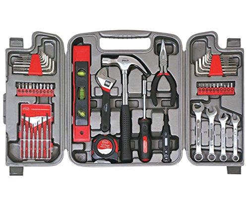 历史最低价!Apollo Precision Tools DT9408 家用工具53件套5.3折 33.96元限时特卖!