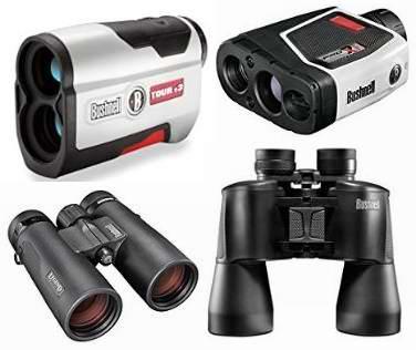 金盒头条:精选多款 Bushnell 博士能 双筒望远镜、激光测距仪4折起限时特卖并包邮!