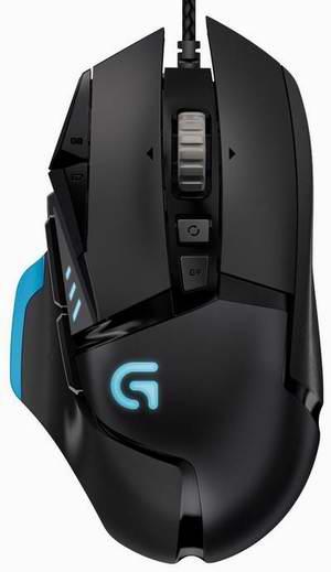 历史新低!Logitech 罗技 G502 Proteus RGB 自适应游戏鼠标5折 49.99元限时特卖并包邮!