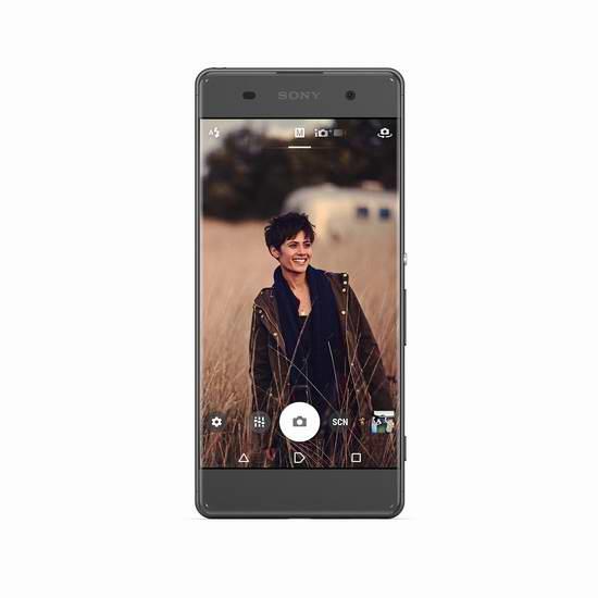 历史新低!Sony 索尼 F3113 Xperia XA 5英寸16GB解锁版智能手机 244.36加元限时特卖并包邮!