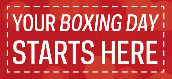 Sport Chek 节礼日特卖正式开售!精选大量服饰、鞋靴、运动器材等4折起限时抢购!