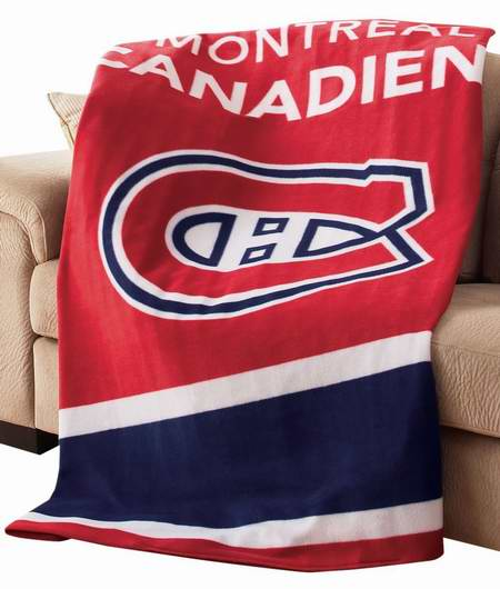 Sunbeam NHL 冰球联盟 多用途保暖电热毯5.6折 39元限时特卖并包邮!4个球队风格可选!