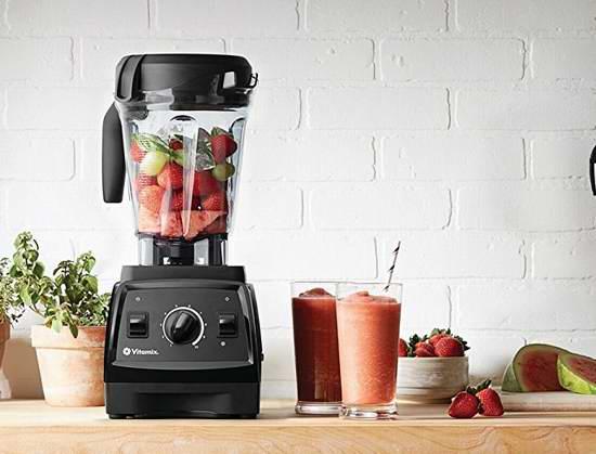 黑五专享:历史新低!Vitamix 维他美仕 7500 全营养破壁料理机 449.95加元包邮!