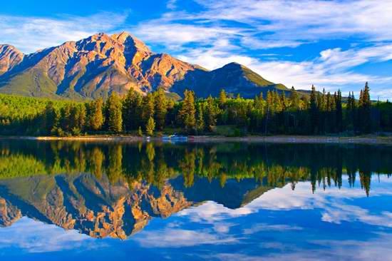 免费领年票了!2017年加拿大46个国家公园向全球免费开放!独家图文盘点国家公园!