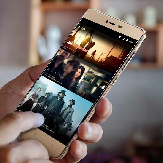 BLU Energy X 2 5英寸解锁版双卡双待智能手机 111.99加元限时特卖并包邮!两色可选!