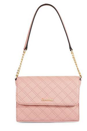 CALVIN KLEIN粉色单肩包 127.67元,原价 228元,包邮