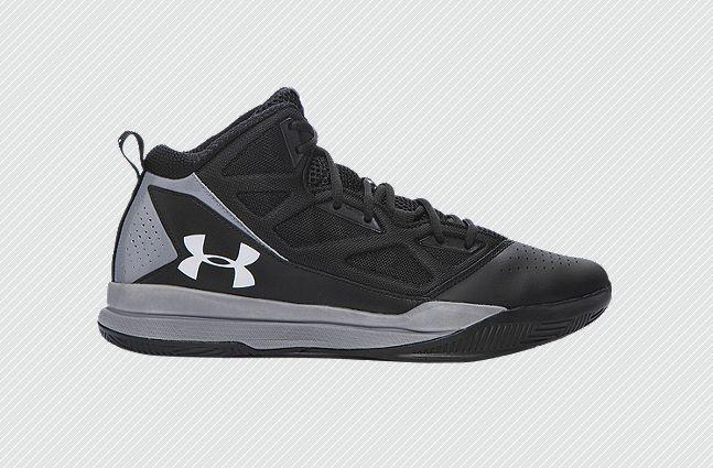 Under Armour Jet 男款篮球鞋 44.99元,原价 89.99元,包邮,仅限今日!
