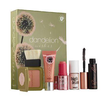Benefit Cosmetics 贝玲妃 Dandelion 粉色蒲公英愿望套装 39.1加元,原价 46加元特卖(价值61加元)!