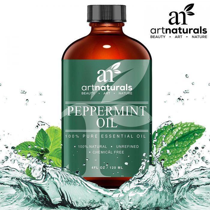 ArtNaturals 100%纯天然高级治疗级薄荷精油 14.95加元,原价 18.95加元