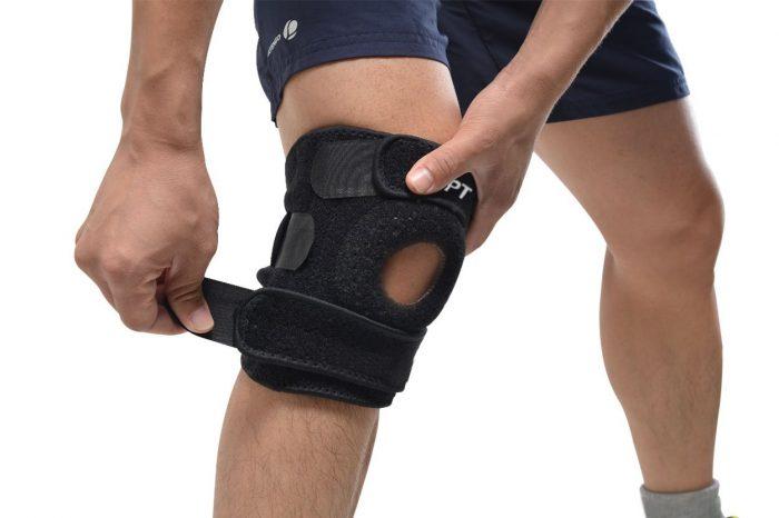 AGPtek超柔软透气护膝支撑 11.99元限量特卖,原价 17.99元