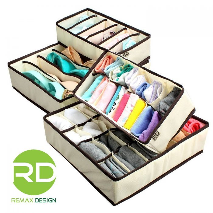 Remax Design内衣收纳盒 16.99加元特卖!