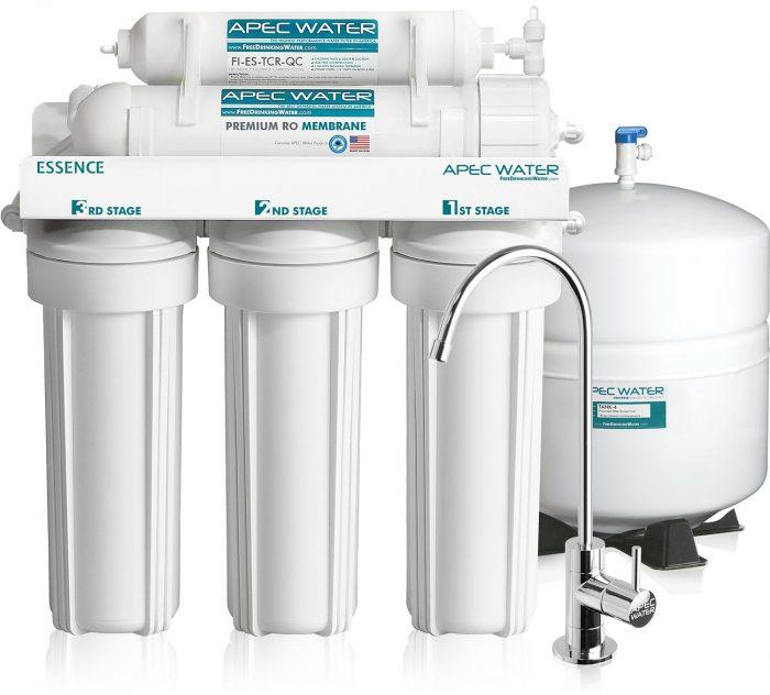 历史最低价!APEC Water Systems Roes-50 家用过滤直饮净水器 259.99加元,原价 342加元,包邮