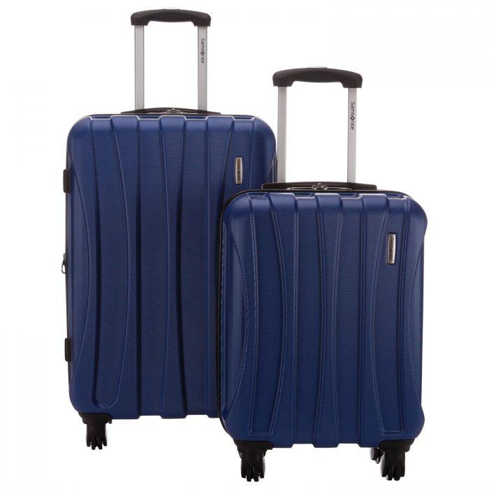 Samsonite 新秀丽 Nesbitt 拉杆行李箱 2件套 169.99加元(3色可选),原价 599.99加元,包邮