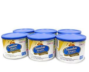Similac 雅培 Omega Step1 婴儿奶粉超值套装 29.94加元特卖(1,362g)!
