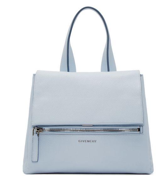 Givenchy纪梵希 Pandora 蓝色小号手提包/单肩包 1850元,原价 2890元,包邮