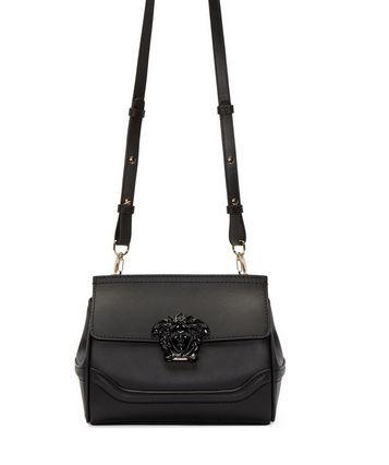 Versace 范思哲 Palazzo 黑色小号单肩包/手拿包 1845元,原价 3025元,包邮