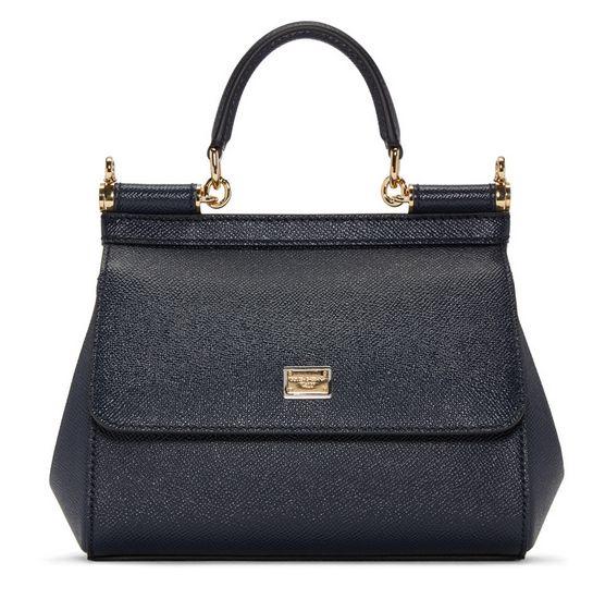Dolce & Gabbana Miss Sicily 小号手提包 977元,原价 1745元,包邮