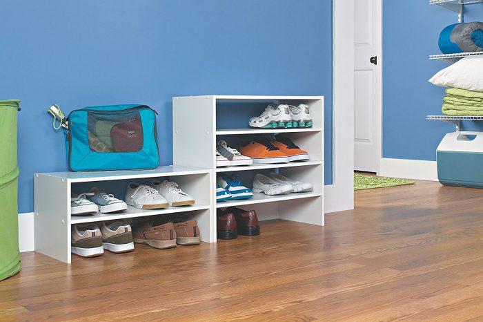 ClosetMaid 8993/8995 24英寸多用途收納架/鞋架2.6折 16.88加元限時特賣!兩色可選!