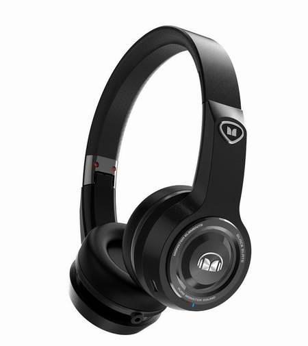 新品降价!历史新低!Monster 魔声 Elements 蓝牙无线头戴式耳机 179.99加元限时特卖并包邮!