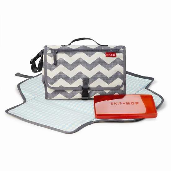 金盒头条:销量冠军!Skip Hop Pronto 婴儿尿片更换垫/便携包 26.99加元限时特卖!