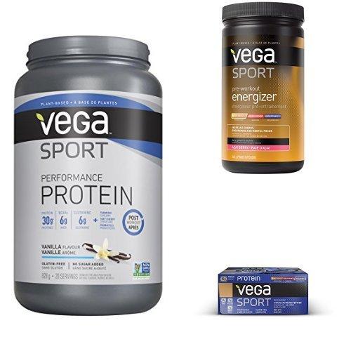 金盒头条:历史新低!精选4款 Vega Sport 蛋白粉、增能劲量饮剂、蛋白棒超值套装 最高立省41.13元限时特卖并包邮!
