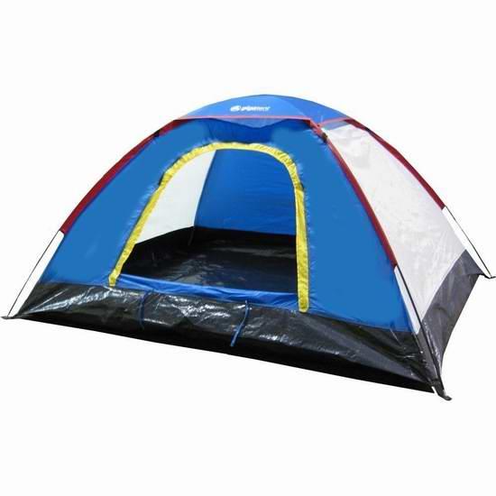 GigaTent Ct 008 大号儿童室内/户外帐篷5.2折 22.37元限量特卖并包邮!