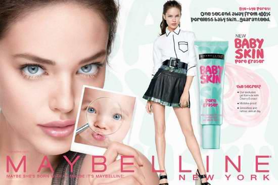 Maybelline New York Baby Skin 毛孔隐形底霜5.8折 6.96元限时特卖!
