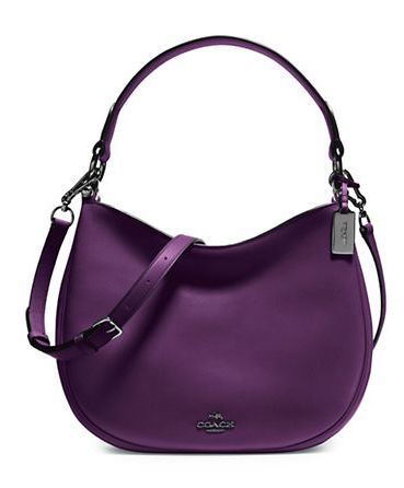 COACH Nomad 紫色手提/单肩包 211.5加元,原价 470加元,包邮