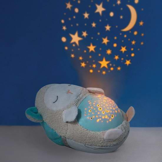 历史最低价!Skip Hop 小羊/小熊 月光旋律抱抱星空投射安抚灯6.5折 31.95元限时特卖!两款可选!