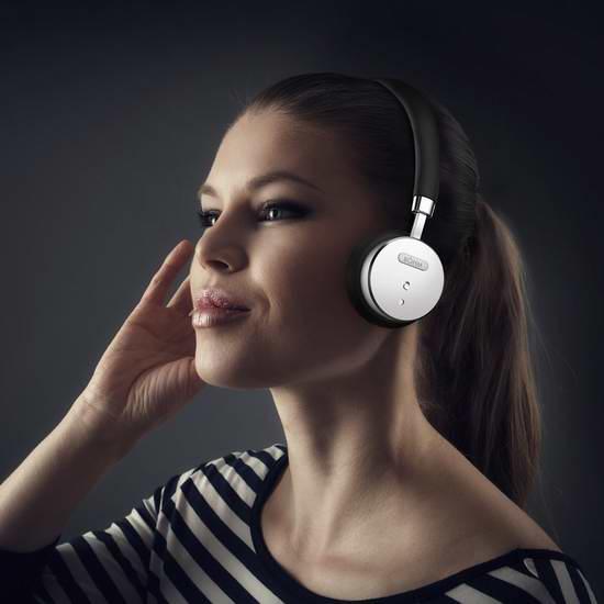 BÖHM B-66 无线蓝牙主动降噪耳机 101.99元限量特卖并包邮!