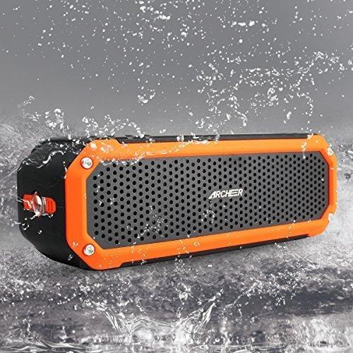 Archeer 无线蓝牙4.0防水防震音箱2.9折 31.91元限量特卖并包邮!