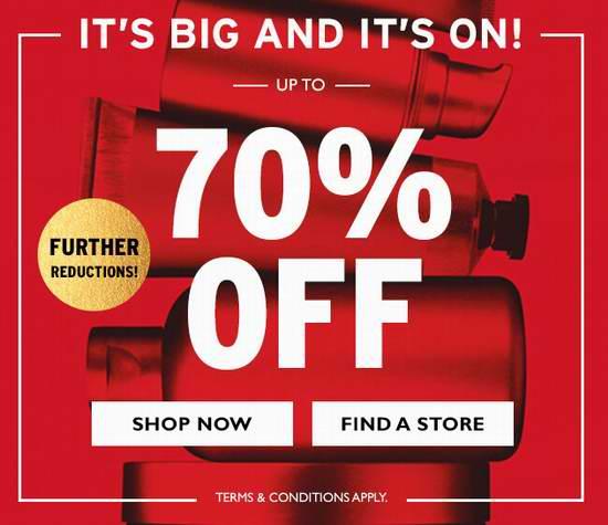 The Body Shop 美体小铺 精选154款美体护肤品及香水3折起,满40元额外立减10元!