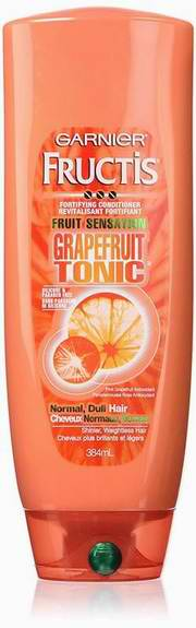 历史新低!精选15款 Garnier Fructis 洗发水、护发素(384ml)2.7折 1.46元限时特卖!