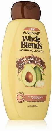精选13款 Garnier Whole Blends 洗发水、护发素(650ml)2.2折 2.02元限时特卖!