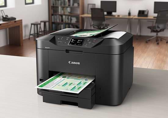 Canon 佳能 MAXIFY MB2720 多功能一体喷墨打印机 59.99加元,原价 133.23加元,包邮