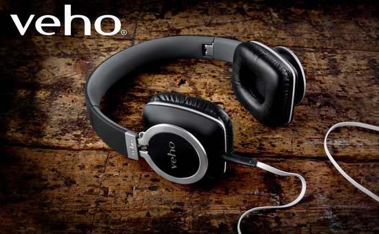 历史新低!Veho VEP-008-Z8 360度 Z8 设计师降噪耳机3折 48.66元限时特卖并包邮!